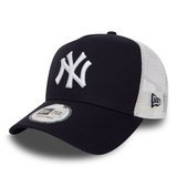 NY Yankees Navy/White
