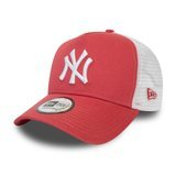 NY Yankees Coral/White