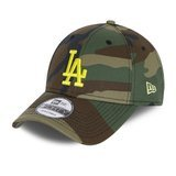 LA Dodgers W.Camo/C.Yellow