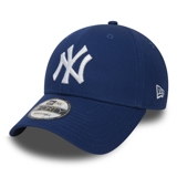 NY Yankees Light Royal/White