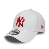 NY Yankees White/Red