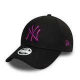 NY Yankees Black/Purple