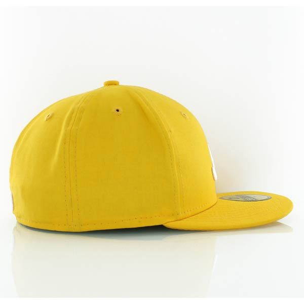 Czapka New Era Atlanta Braves Tri Met Yellow/White