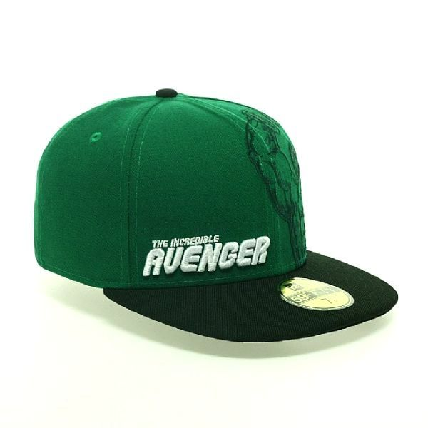 Czapka New Era Avengers Outline Hulk