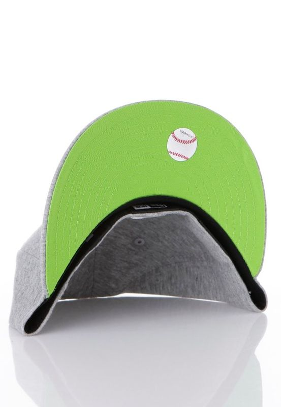 Czapka New Era Boston Red Sox Jersey Basic 2 Light Grey Lime