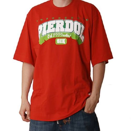 Hip Hop T Shirt Stoprocent  Pierdol Się