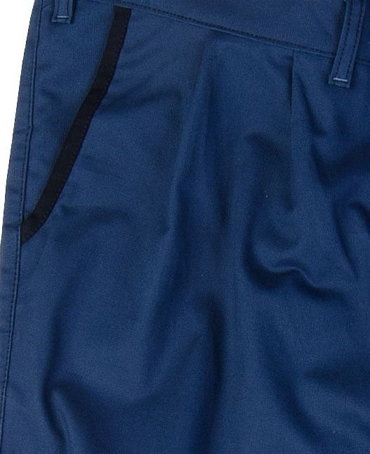 Spodnie Turbokolor Chinos Carrot-fit Navy