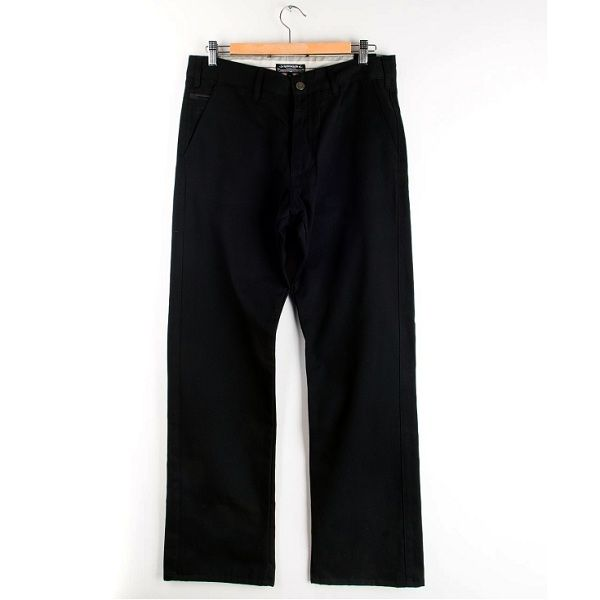 Spodnie Turbokolor Chinos Regular-fit Black